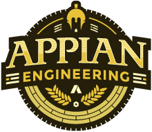image of Appian Engineering primary logo